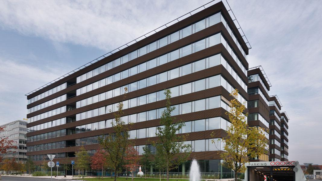Administrativní budova BBC DELTA