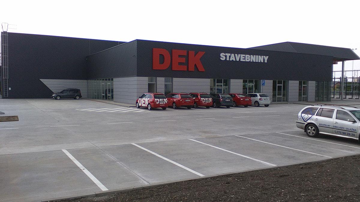 DEKTRADE Ostrava